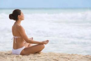 Meditation bypasses the ego