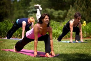 physical exercise corrects acid/alkaline imbalance by oxygenating the bioterrain