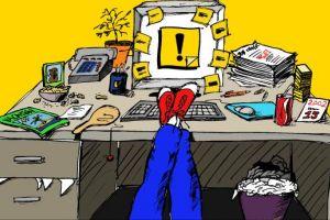 procrastination is a symptom of incorrect acid/alkaline balance