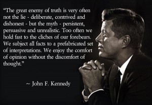JFK Enemy of Truth