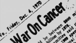 sentient body - war on cancer