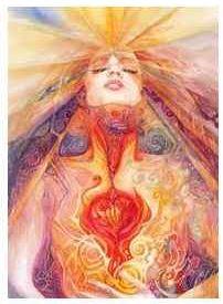 Heart Chakra ORMUS